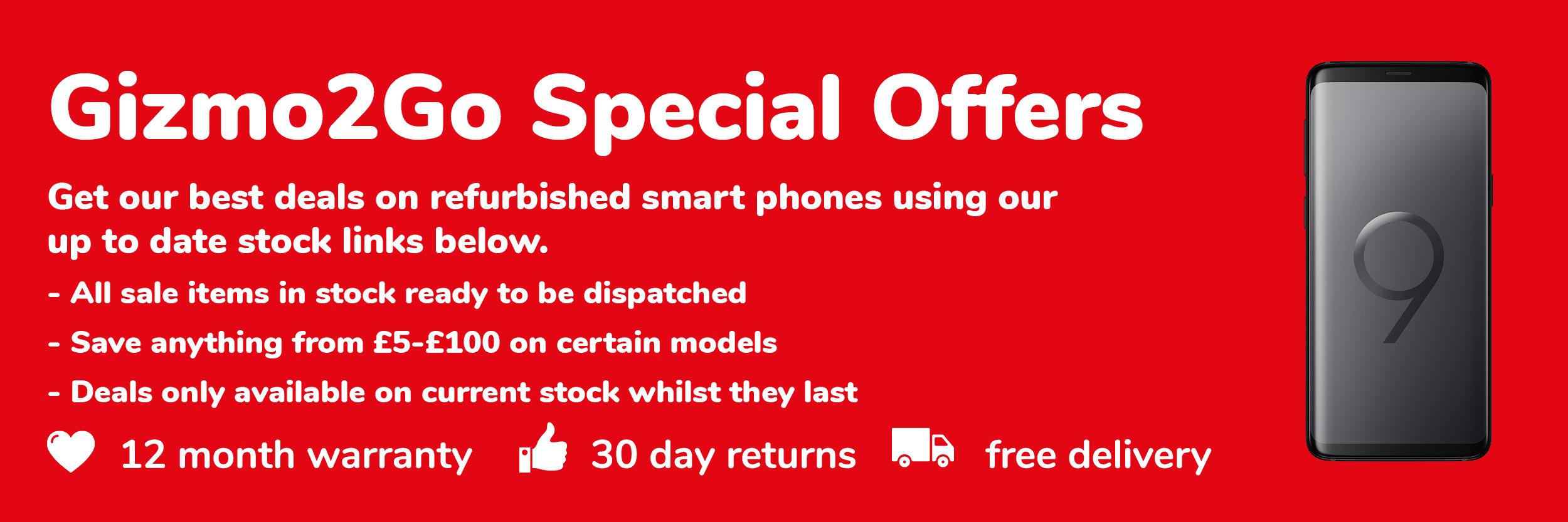 used phone sale